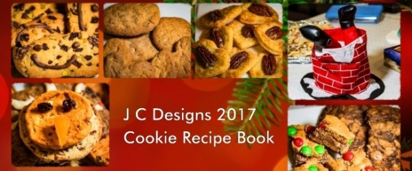 JC Design Christmas cookie exchnage