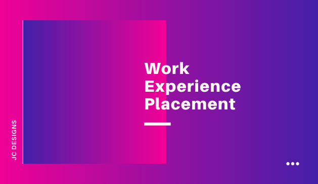 work experience placement
