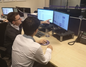 JC Designs work experience placement