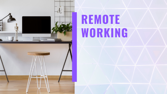 remote working - IT solutions